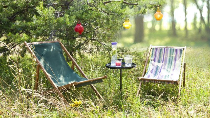 sedie da campeggio