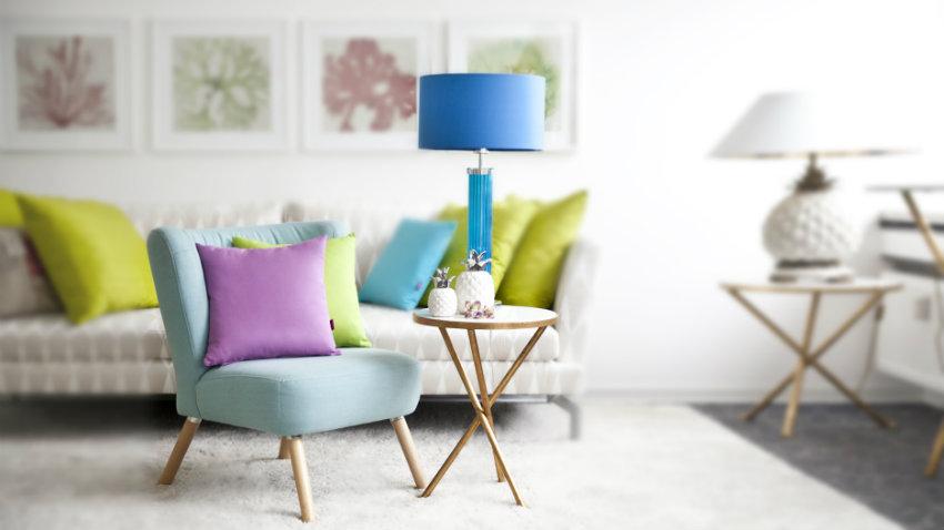 Parete attrezzata colorata: delizia per il soggiorno - Dalani e ora ...