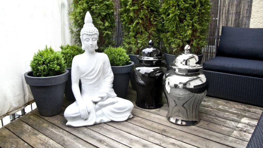 sculture da giardino