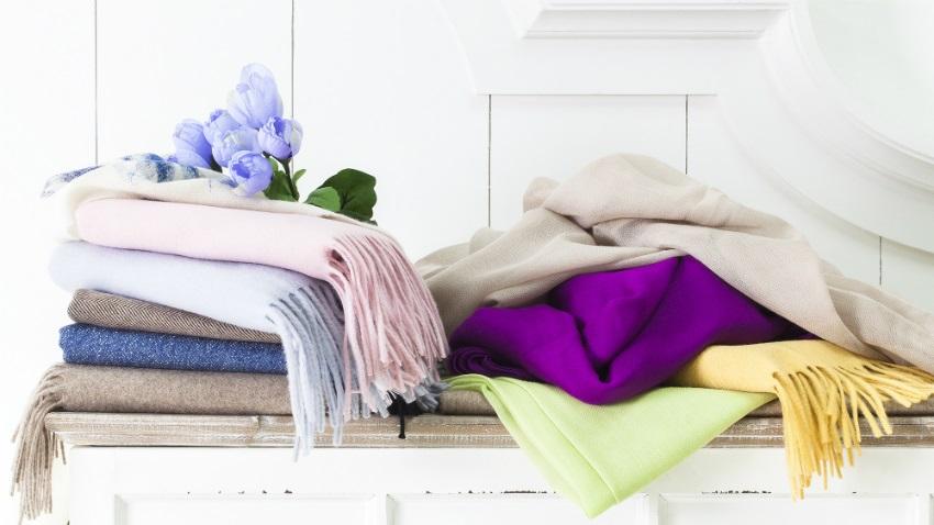coperte colorate