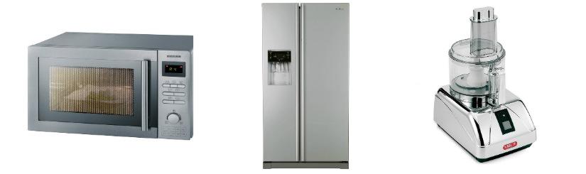 cucine americane frigo forno robot