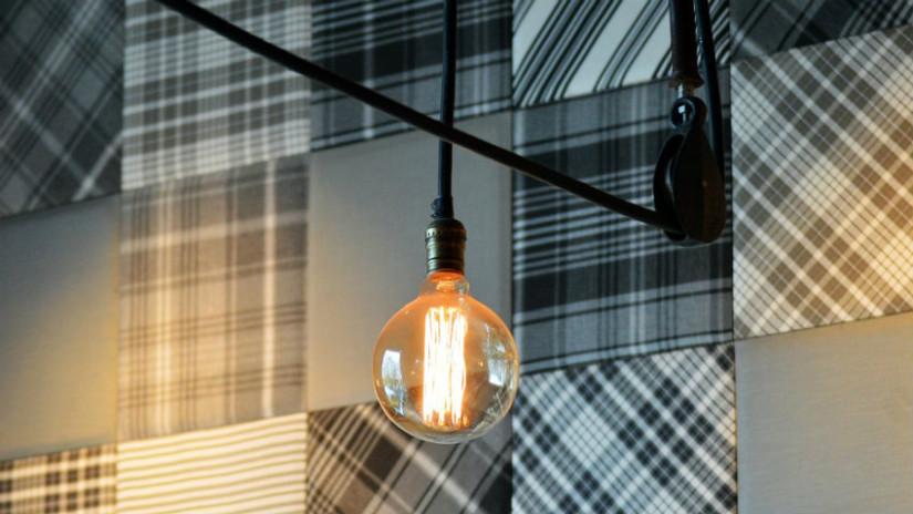 lampadari industriali, lampadario stile industriale, lampadari vintage