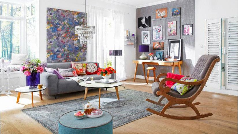 idee per la casa salotto zona living divano tavolino