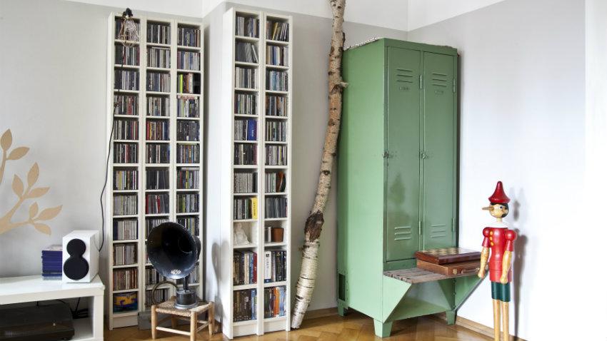 Libreria elemento di arredo e complemento deco dalani e for Armadio libreria ikea