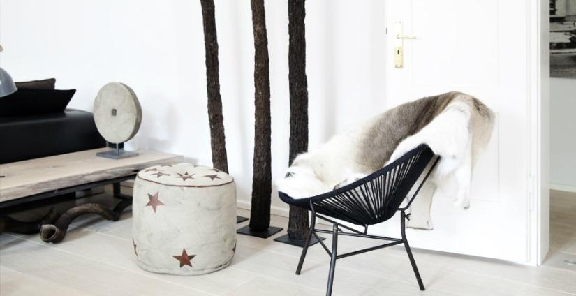 mobili in stile nordico