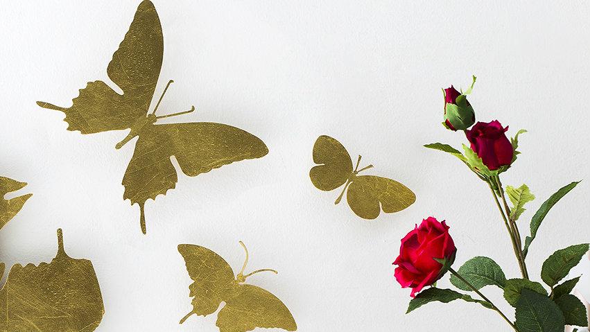 Quadri con farfalle