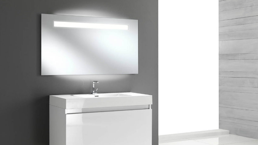 Bagno di design relax di stile westwing dalani e ora - Specchi particolari per bagno ...