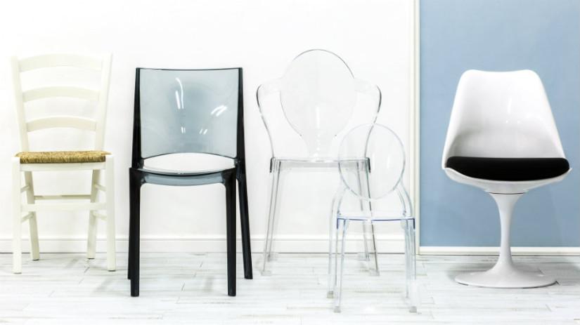 sedie in poliuretano