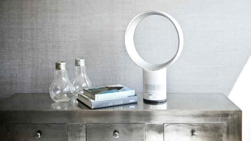 specchio da tavolo con luce
