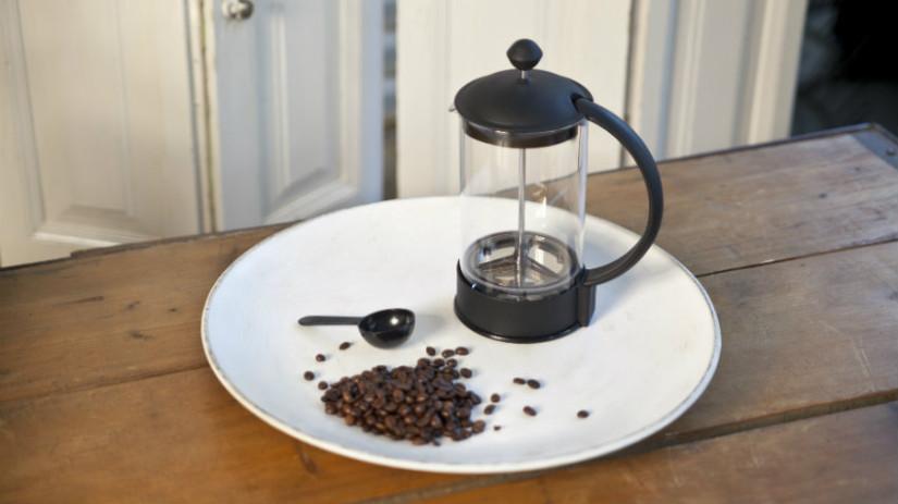 Caffettiera da due tazze