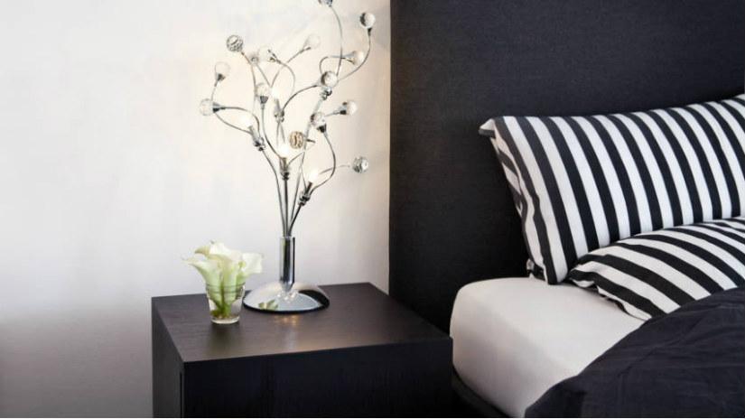 Arredamento in weng elegante fascino esotico westwing dalani e ora westwing - Lampade da camera da letto moderne ...