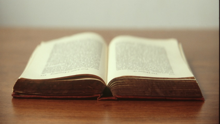 carta da parati con libreria