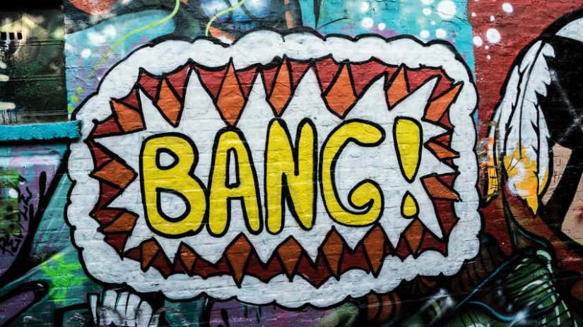 Dalani carta da parati murales street art per la casa for Immagini di murales e graffiti