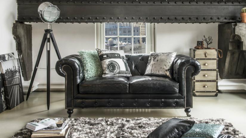 DALANI  Divani rustici: la semplicità in salotto