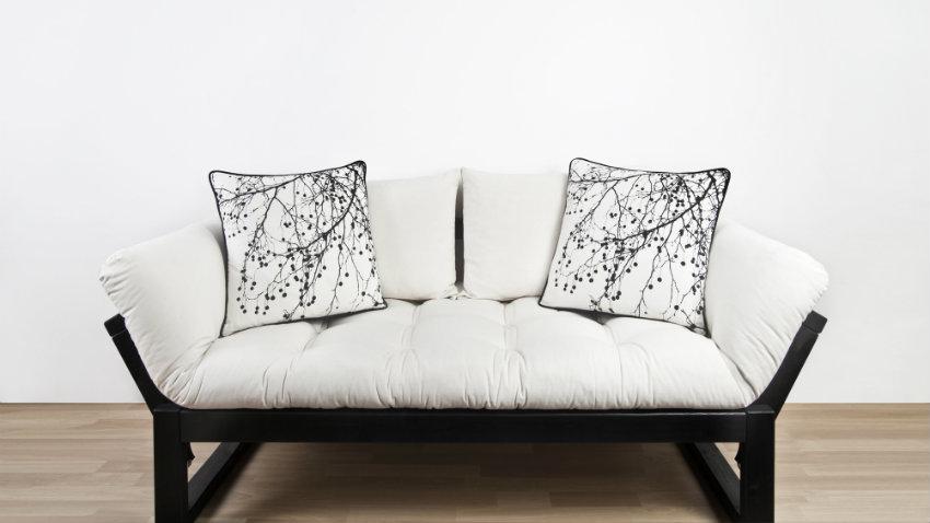 divano letto in ferro battuto