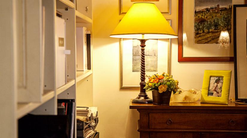 lampadari per corridoio eleganza in casa dalani e ora