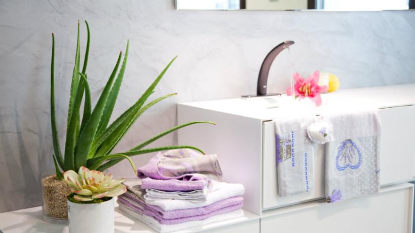 dalani | mobile bagno con lavabo da appoggio: puro design - Mobili Bagno Con Lavabo Da Incasso