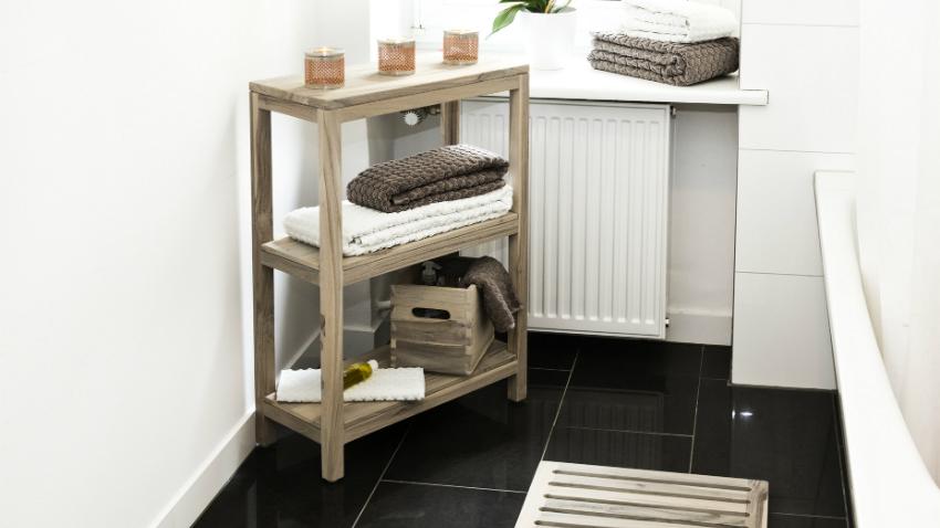 Mobile bagno teak per il relax con stile dalani e ora for Costruisci la tua stanza online