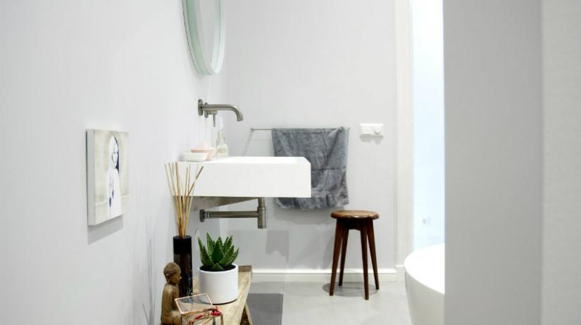 Illuminazione per il bagno per un luminoso relax dalani - Lampadari per bagno ...