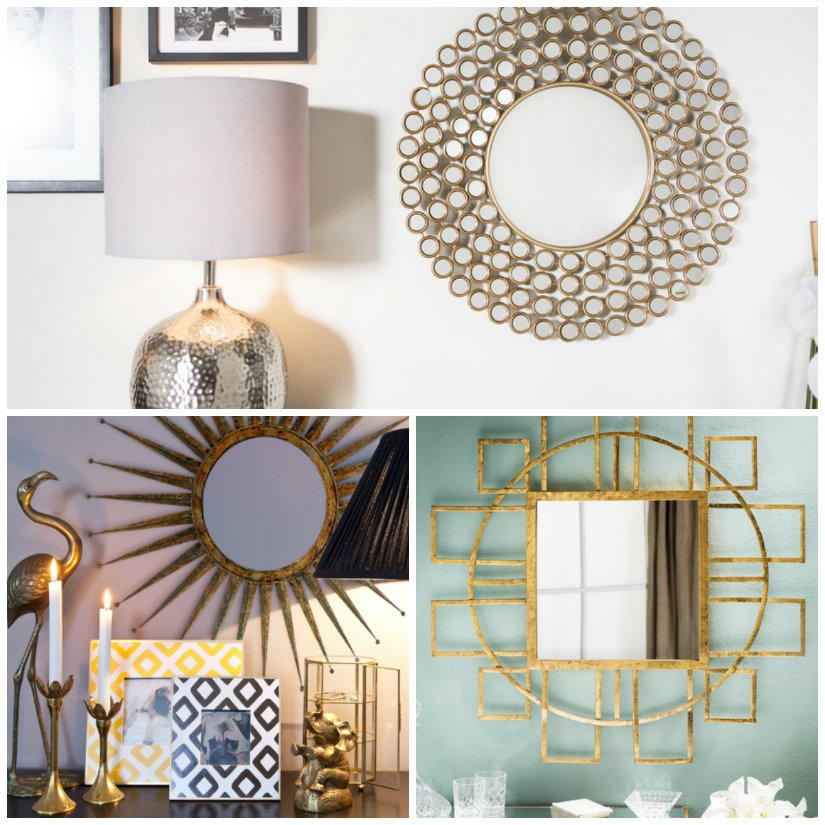 Specchi moderni splendidi accessori design dalani e ora - Specchi da arredo moderni ...