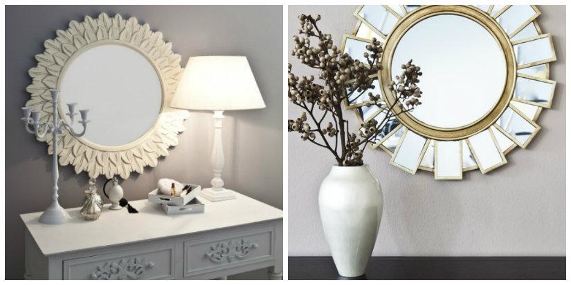 specchi moderni splendidi accessori design dalani e ora