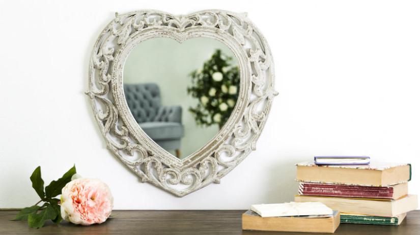 Specchio da parete il riflesso della bellezza dalani e for Specchio da parete camera amazon