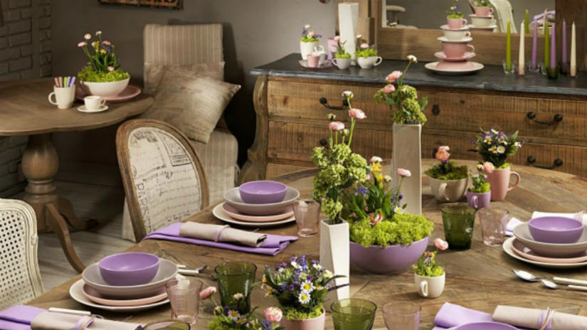 Cucina in noce fascino country chic dalani e ora westwing