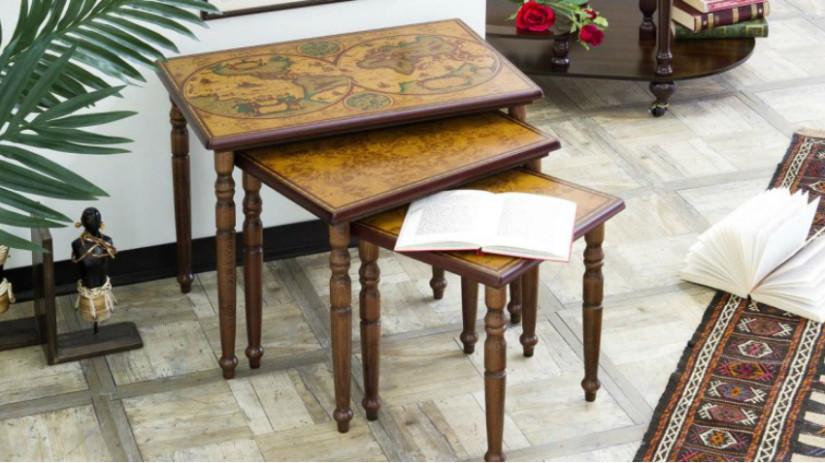 Tavolini antichi