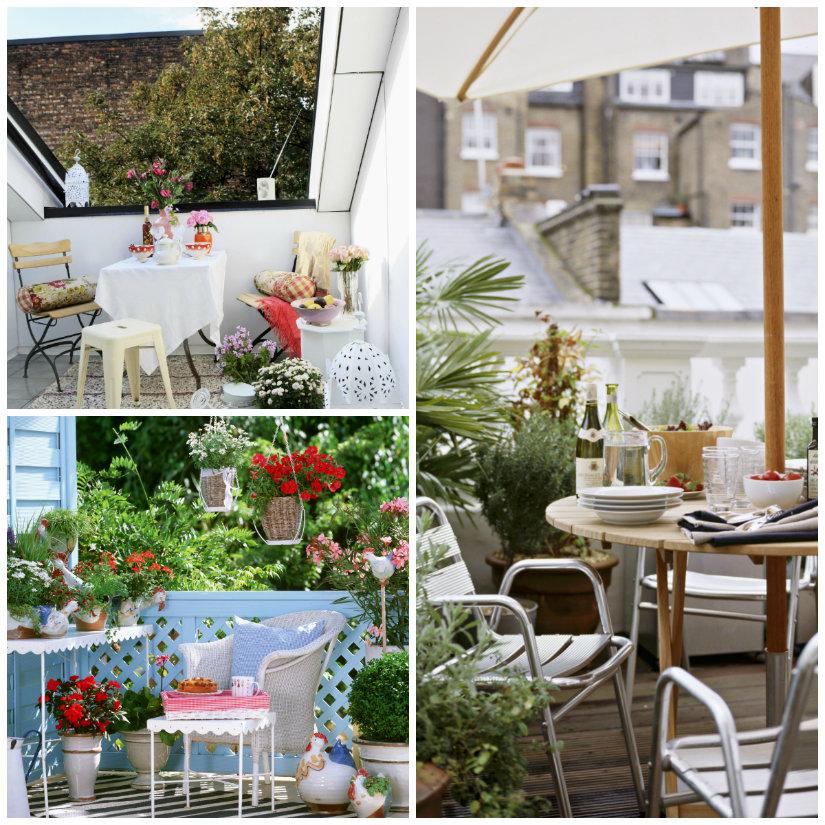 Stunning i mobili giusti per il terrazzo di design with terrazzi design - Terrazzi di design ...