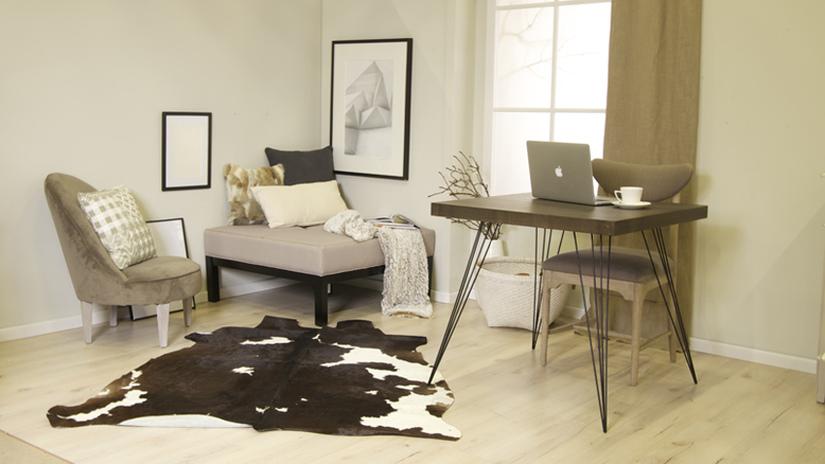 scrivania per pc elegante