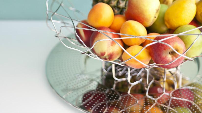 Carrello portavivande pratico ed elegante in cucina for Carrello portavivande amazon