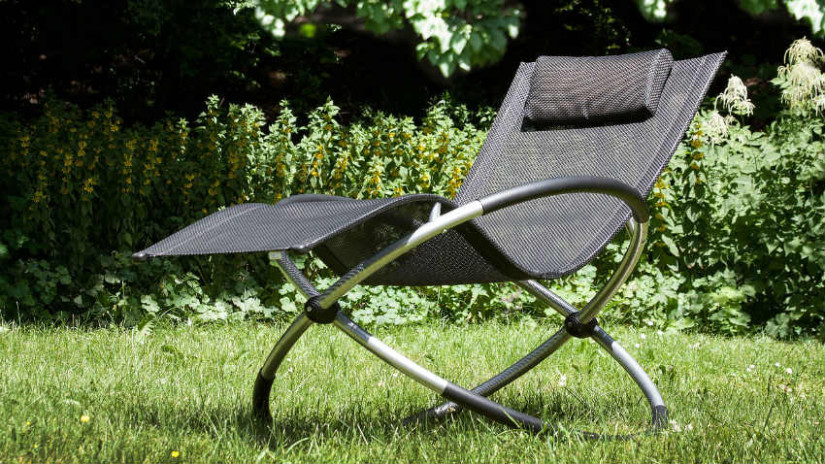 giardini moderni sedia