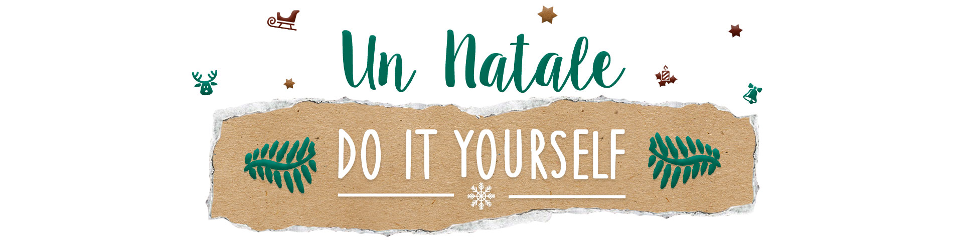 un natale do it yourself top banner