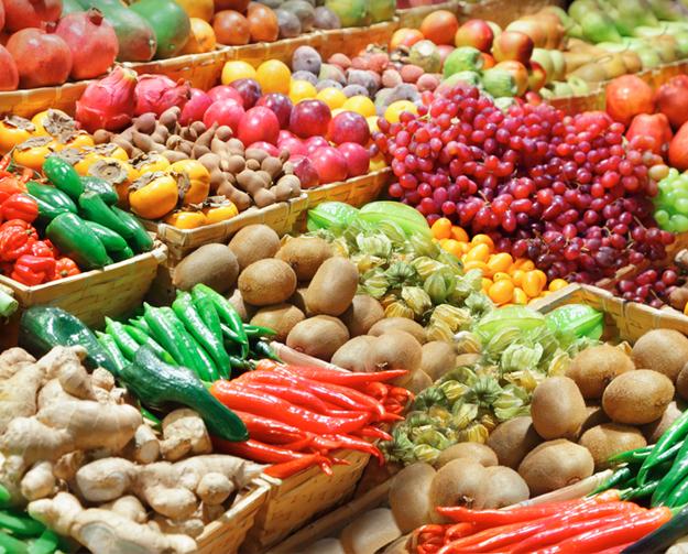 Mercati gatronomici hub