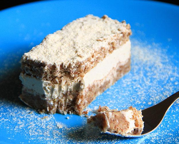 torta paradiso hub
