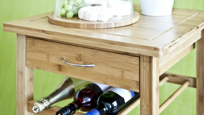 Carrello portafrutta per un servizio raffinato dalani e - Carrello cucina design ...