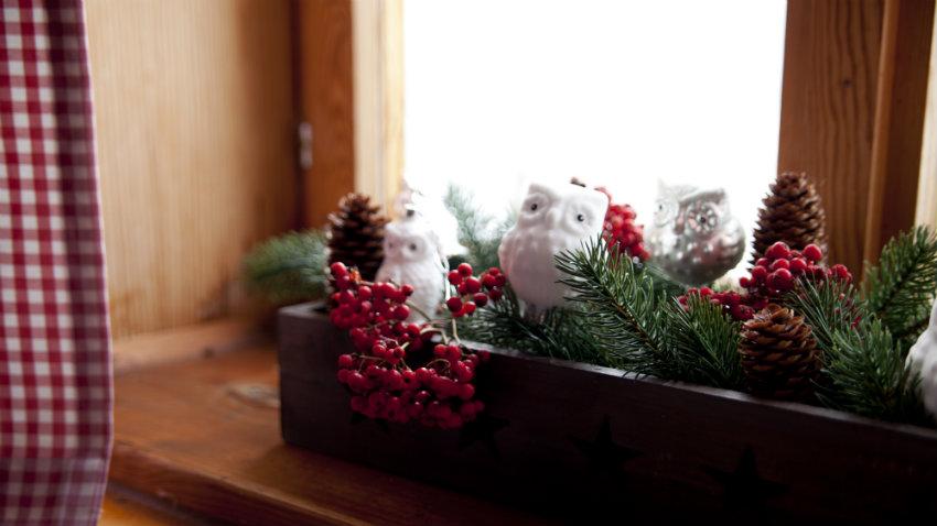 Addobbi natalizi per finestre colorati e divertenti - Decorare le finestre per natale ...