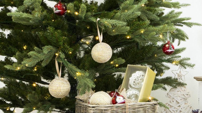 Luci Per Albero Di Natale Stile In Casa Dalani E Ora