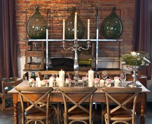 Eetkamer vind stijlvolle meubels voor uw eetkamer westwing - Decoratie tafel eetkamer ...