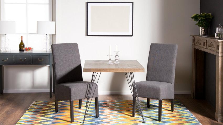 Eetkamerstoelen stijlvol zitten in uw eetkamer westwing for Dutch design eetkamerstoelen