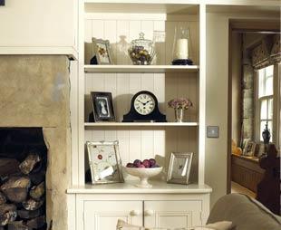 Unieke woonkamer kasten voor in de woonkamer! | Westwing