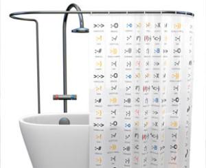 Een stijlvol douchegordijn voor in jouw badkamer | Westwing
