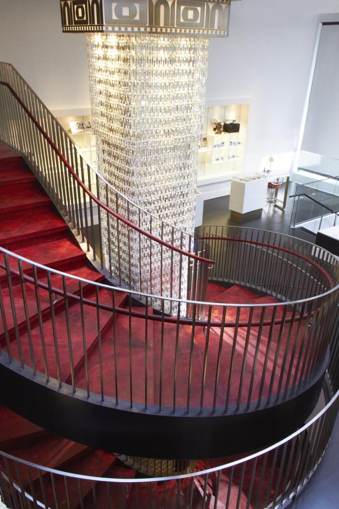 Alphenberg stairs