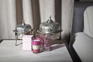kaarsen arabisch pastel design