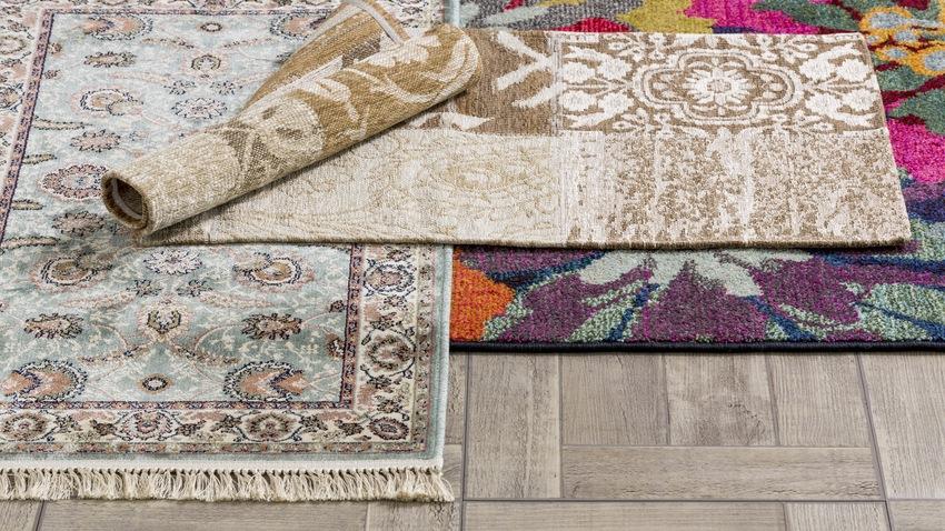 oosterse tapijten in verschillende varianten