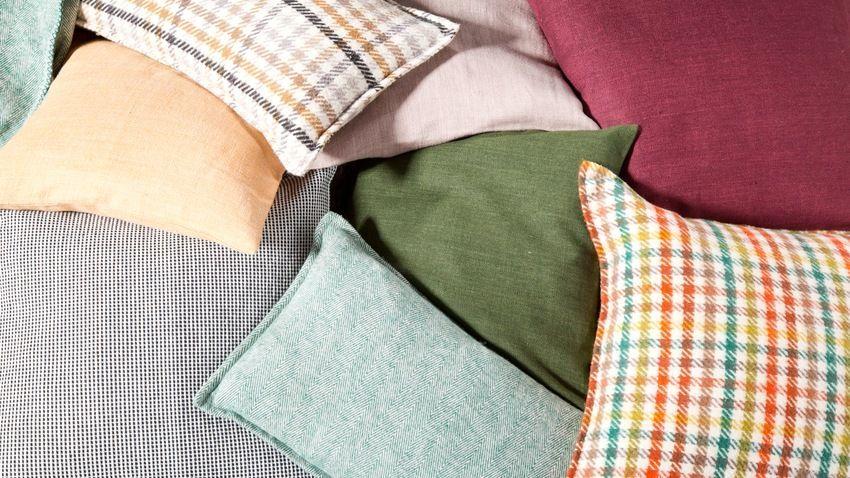 scandi sierkussens in verschillende kleuren