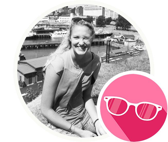 Door mijn roze bril