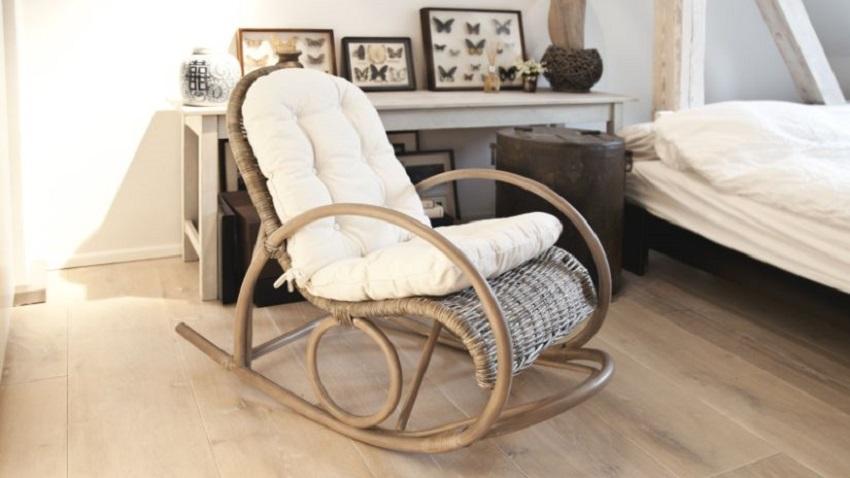 Stoel Rotan Wit : Shop je retro rotan schommelstoel hier mét korting westwing