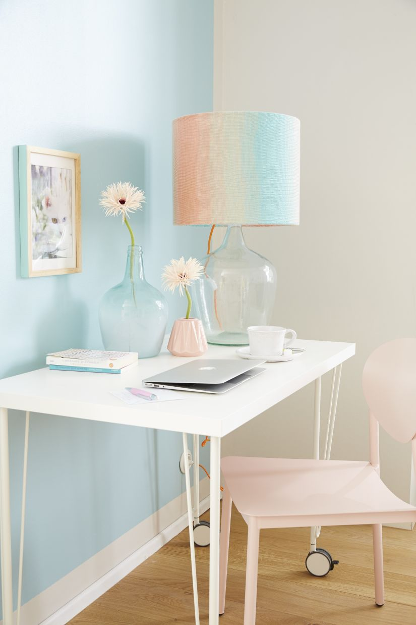 shop je rustgevende turquoise lamp hier m t korting westwing. Black Bedroom Furniture Sets. Home Design Ideas