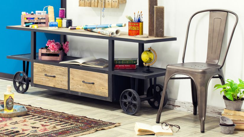 shop jouw excentrieke vintage tv meubel hier westwing